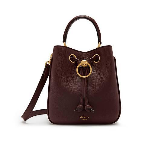 Hampstead Small Bucket Bag, ${color}