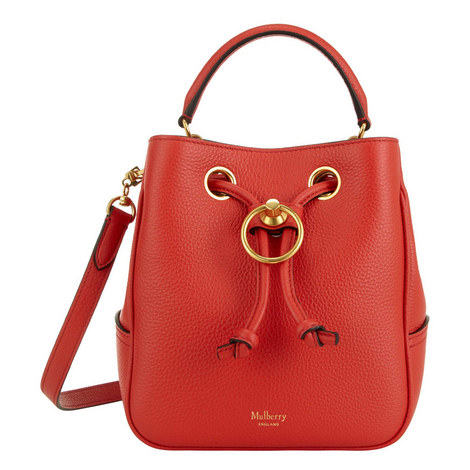 Hampstead Small Bucket Bag, ${color}
