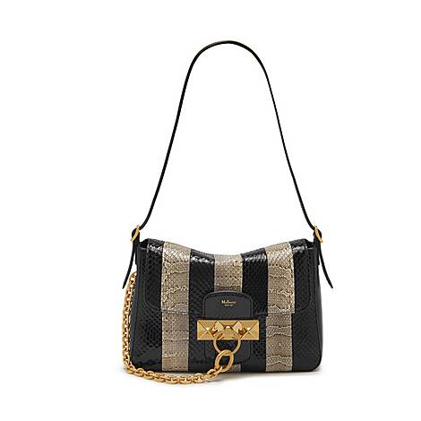 Mini Keeley Ayers Stripe  Bag, ${color}
