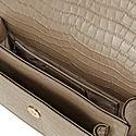 Bryant Croc Small Crossbody Bag, ${color}
