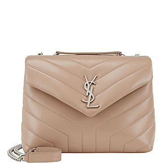 Lou Lou Chain Medium Shoulder Bag