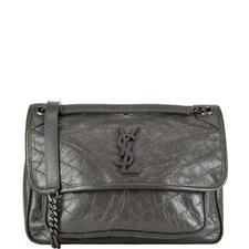 Monogram Nikki Medium Shoulder Bag