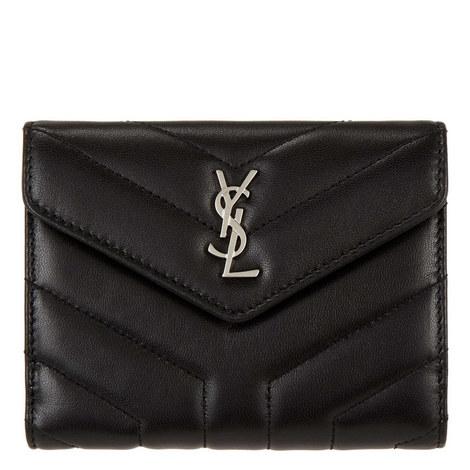 Monogram Small Envelope Wallet, ${color}