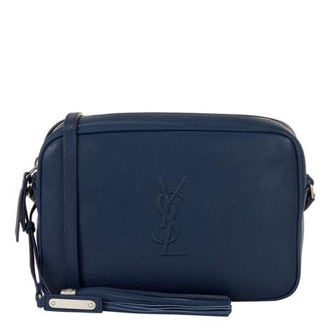 Lou Medium Satchel Bag, ${color}