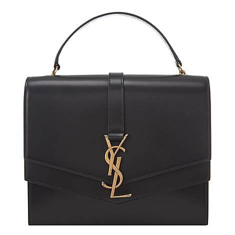 Monogram Medium Chain Bag, ${color}