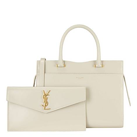 Uptown Small Tote Bag, ${color}