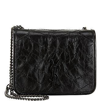 Niki Chain Crossbody Bag