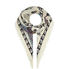Butterfly Pash Scarf