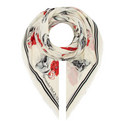 Poppy Skull Scarf, ${color}