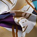 Hazard Silk Scarf, ${color}