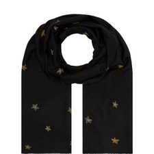 Star Cashmere Scarf