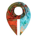 Eastern Mediterranean Scarf , ${color}