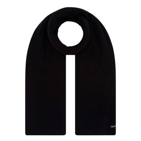 Ribbed Cashmere Scarf, ${color}