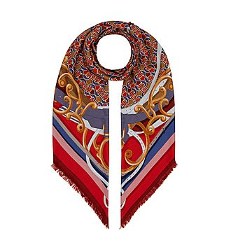 Grille Royale Scarf