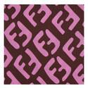 Micro Print Wrap Bandeau Scarf, ${color}