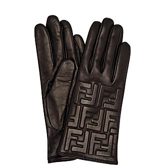 FF Leather Gloves
