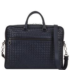 Intrecciato Briefcase