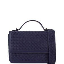 Intrecciato Crossbody Bag