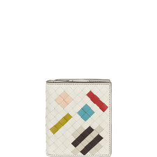 French Abstract Wallet