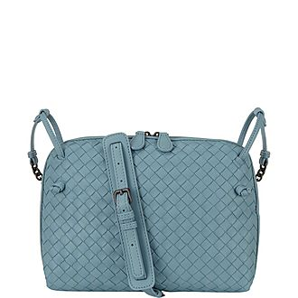 New Knot Chain Satchel Bag