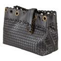 Eyelet Shopper Bag, ${color}
