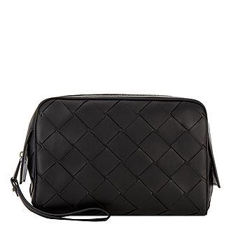 Maxi Weave Wash Bag