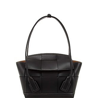 Arco Small Leather Tote
