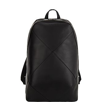 Maxi Weave Backpack