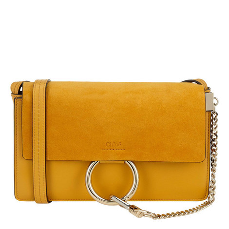 Faye Small Shoulder Bag, ${color}