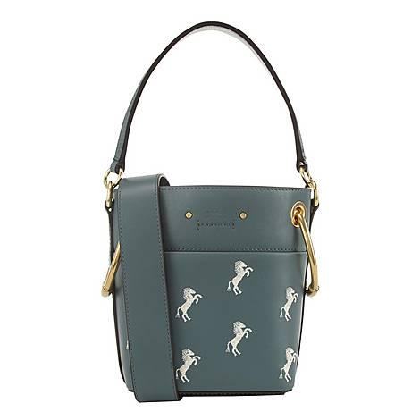 Roy Small Bucket Bag, ${color}