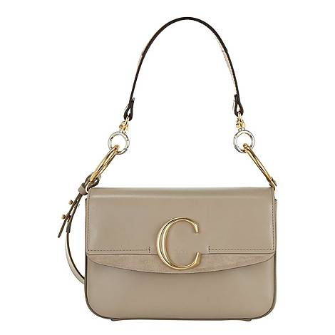 C Double Small Carry Bag, ${color}