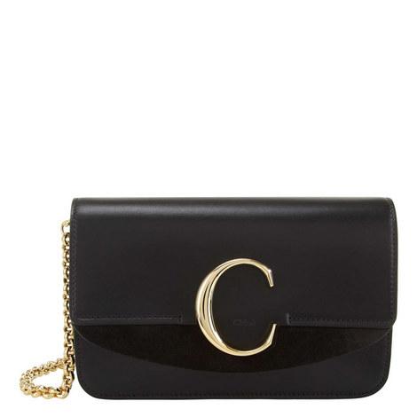 C Double Mini Shoulder Bag, ${color}