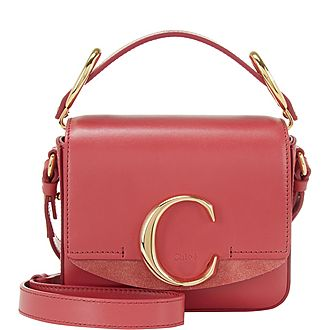 Mini C Shoulder Bag