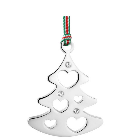Christmas Tree Hanging Decoration, ${color}