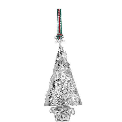 Filigree Christmas Tree Decoration, ${color}