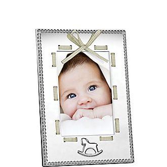 Ribbon Baby Frame 4x6