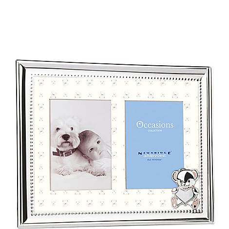 Baby Double Frame 3x4, ${color}