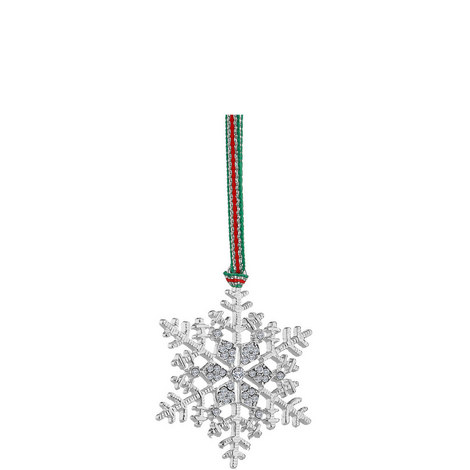 Snowflake Hanging Decoration, ${color}