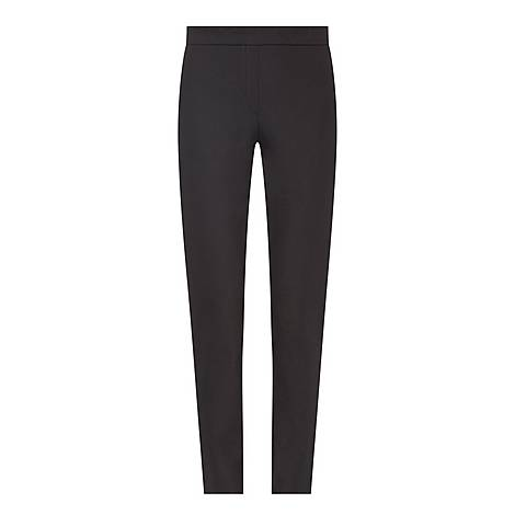 Thaniel Cropped Trousers, ${color}
