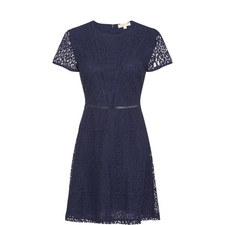 Broderie Anglaise Lace Dress