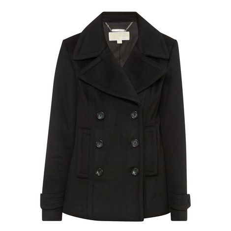 Double Breasted Peacoat, ${color}