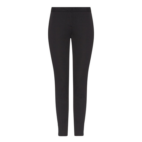 Slim Fit Tailored Trousers, ${color}