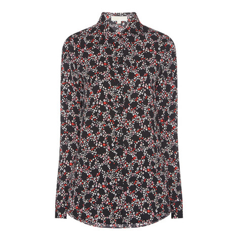 D3 Floral Print Shirt, ${color}