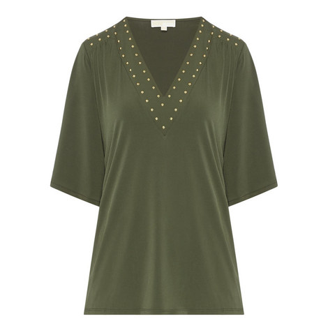 D2 Studded Top, ${color}