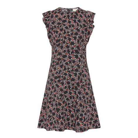 D3 Hayben Floral Print Dress, ${color}