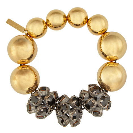 Crystal Bauble Bangle, ${color}