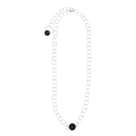 Ball Chain Necklace, ${color}