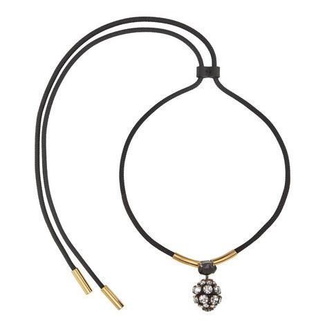 Crystal Bauble Pendant Necklace, ${color}