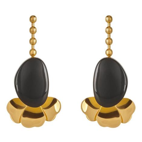 Bar Drop Earrings, ${color}