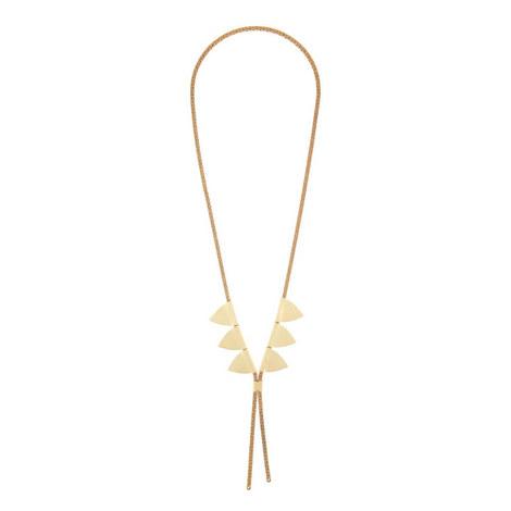 Long Chain Necklace, ${color}